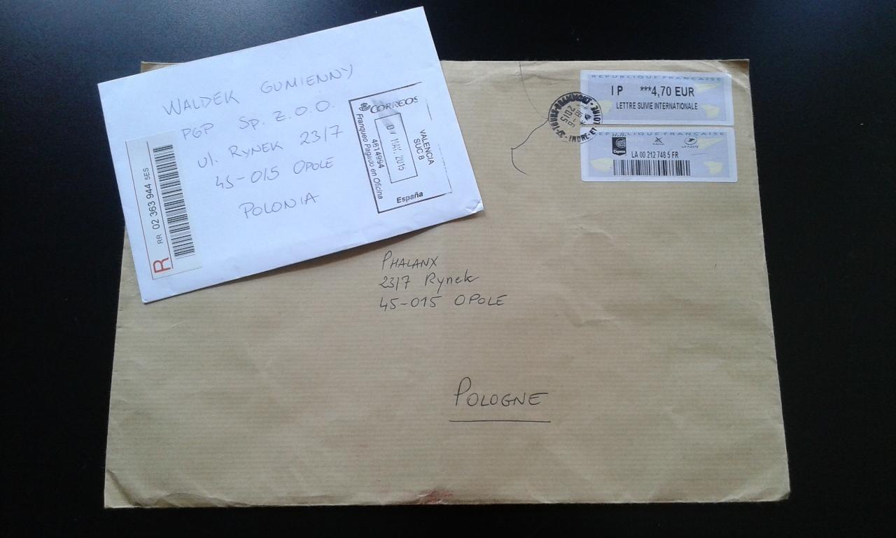 Zagraniczni wydawcy listy do nas piszą